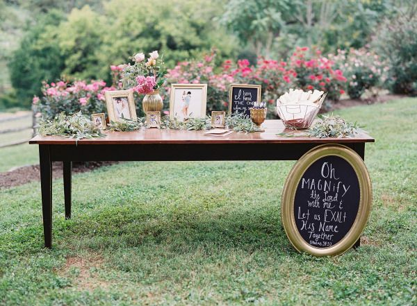 Notes for the bride and groom: http://www.stylemepretty.com/2015/01/07/whimsical-blush-and-gold-alfresco-wedding/ | Photography: Michael & Carina - http://www.michaelandcarina.com/