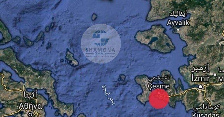 خفر السواحل التركي يوقف 42 مهاجر سوري متجهين إلى اليونان أخبار سوريا Syria News Net Snn Ayvalik Kusadasi Cesme