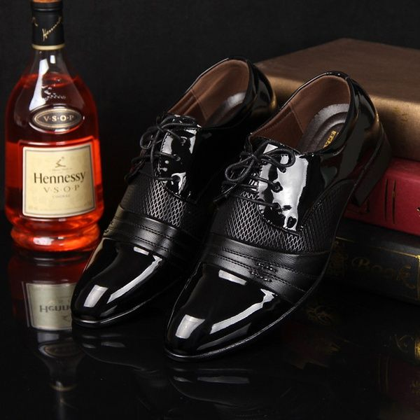 Wish | Men shoes flats chaussure homme 2015 new fashion England PU men leather shoes zapatos hombre mens shoes flats shoes