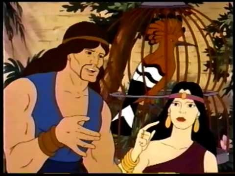 Stories from the Bible - Samson and Delilah