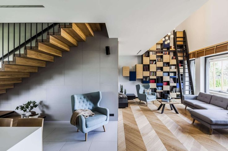 Completed in 2017 in Poland. Images by PION Fotografia. The project of the house is a very specific and at the same time unique challenge for an architect. Each line sketched by the designer is a...