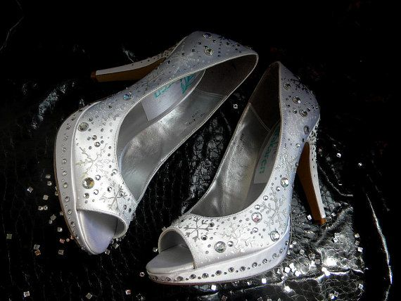 Winter Wedding Shoes!