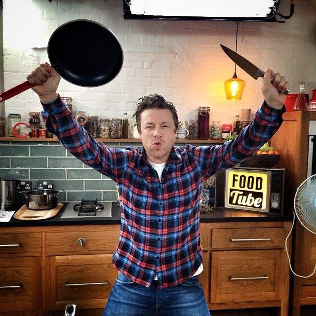 The 10 best TV chefs, ranked by their shows and their restaurants ~ 8. Jamie Oliver Shows: The Naked Chef, Jamie's Kitchen, Jamie Oliver's Food Revolution, and more Restaurants: Barbecoa, Fifteen, Jamie's Italian, Union Jacks, Jamie Oliver's Diner