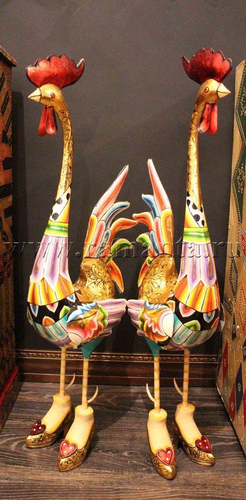 эксклюзивные текстильные петухи - Поиск в Google