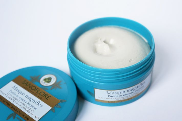 Masque magnifica purifiant Sanoflore test avis