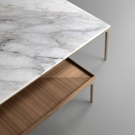 "Rimadesio ""Tray"" table"