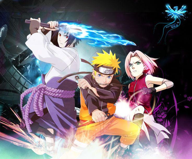 Naruto   Naruto + Naruto Shippuden Review   Consoles & Animes