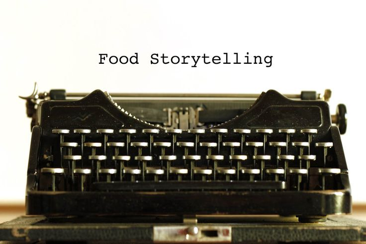 Raccontare il cibo: il potere del food storytelling http://www.shootkitchen.it/raccontare-il-cibo-storytelling/
