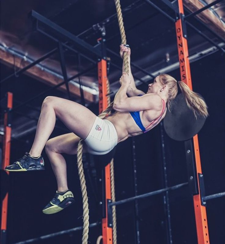 The 15 Most Badass Women Of The CrossFit Games Hero Image