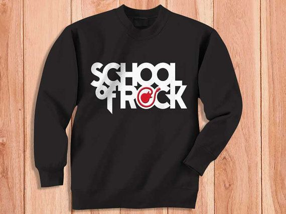 school of rock ultimate cotton for sweater cool gift by froogstore