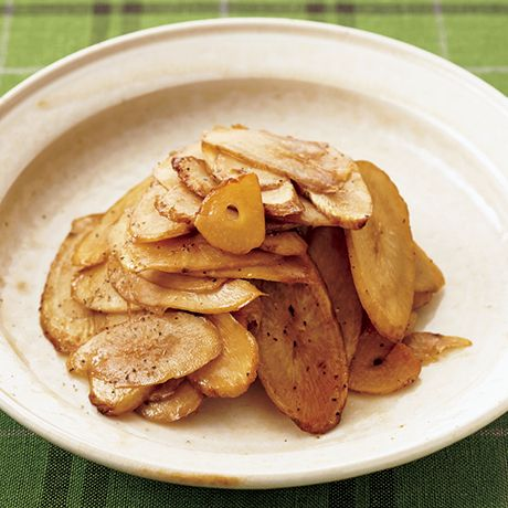 ガーリックきんぴらごぼう | 牛尾理恵さんのおつまみの料理レシピ | プロの簡単料理レシピはレタスクラブネット