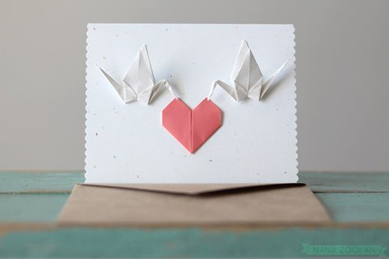 Wedding / Engagement / Anniversary Congratulations Card with Paper ...