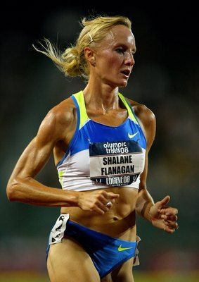 Shalane Flanagan, 30, Marathon  American Record, 10,000 meters    Bronze Medalist, 10,000 meters, 2008 Olympics    Bronze Medalist, World Cross Country Championships, 2010