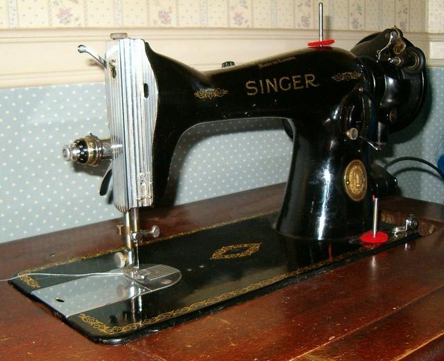 1947 singer sewing machine