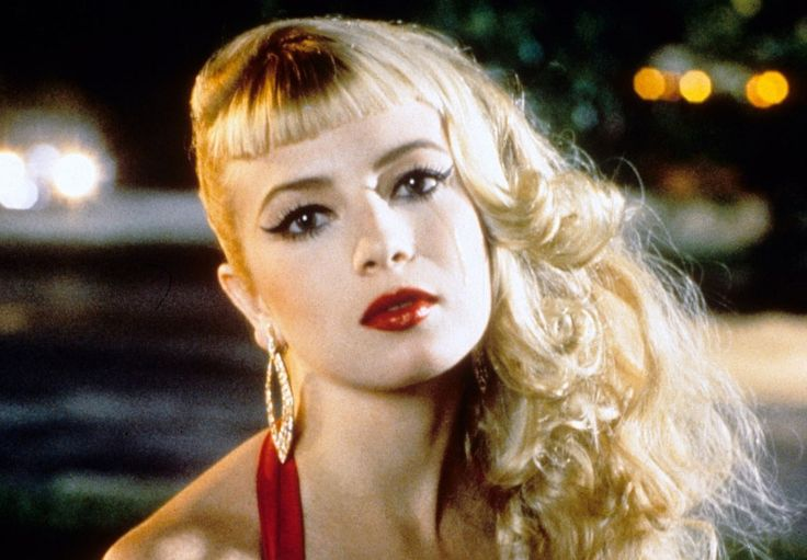 And Traci lords with bangs with you