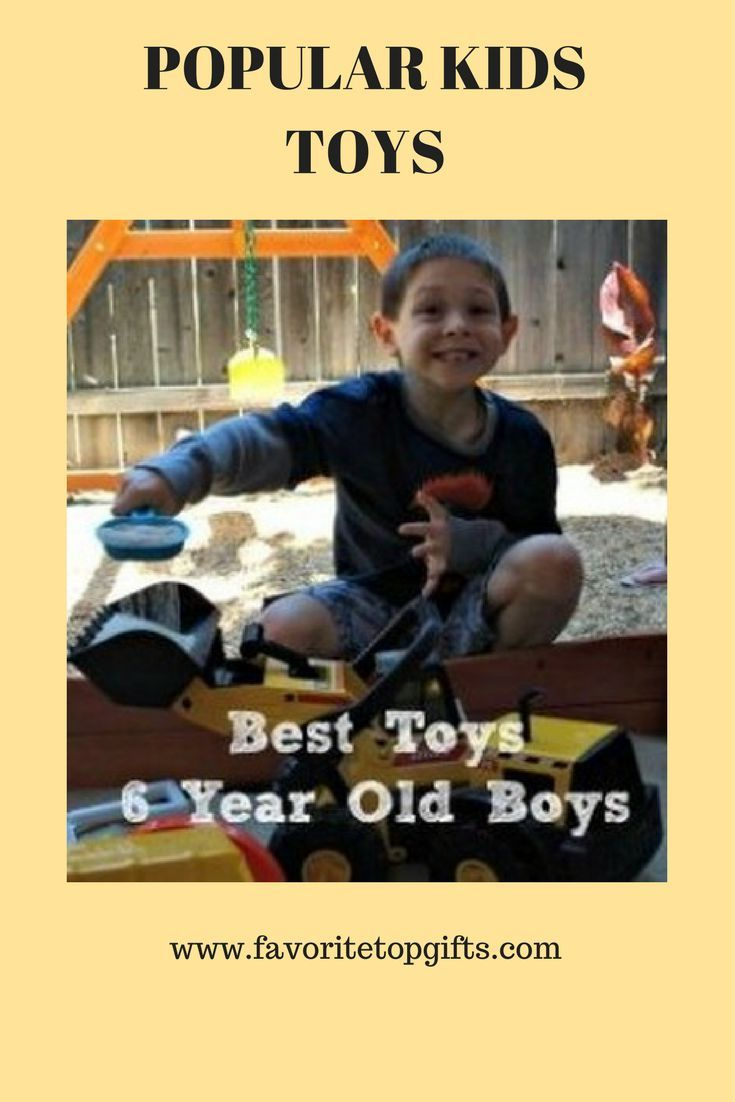 POPULAR KIDS TOYS - TOYS FOR 6 YEAR OLD BOYS