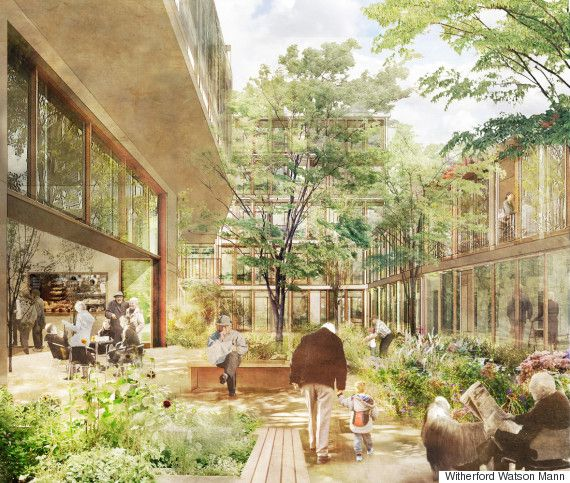 almshouseRadical Elderly People's Housing Coming To London With An Anti-Loneliness Mission At Its Heart
