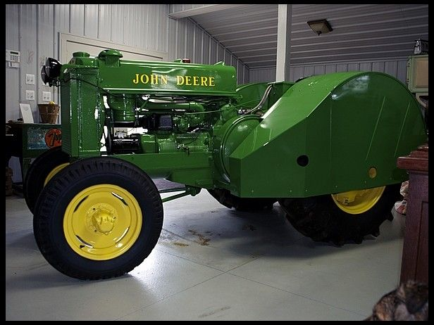 1945 John Deere AO Another Mecum Sold Sold Price: $12,500
