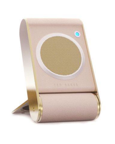 Folding portable speaker - Nude Pink   Ted Baker