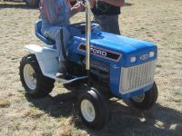 Lawnside Classics: Burt's – Vintage and Used Riding Mower And Garden Tractor Heaven, Including One Of The Oldest Riding Mowers Ever