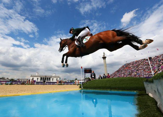 2016 Summer Olympics Equestrian | Olympic Equestrian Jumping - Rio 2016 Summer…