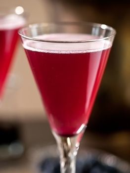 Pom-Berry Bellini (Non-Alcoholic)... | Exotic Drinking | Pinterest ...