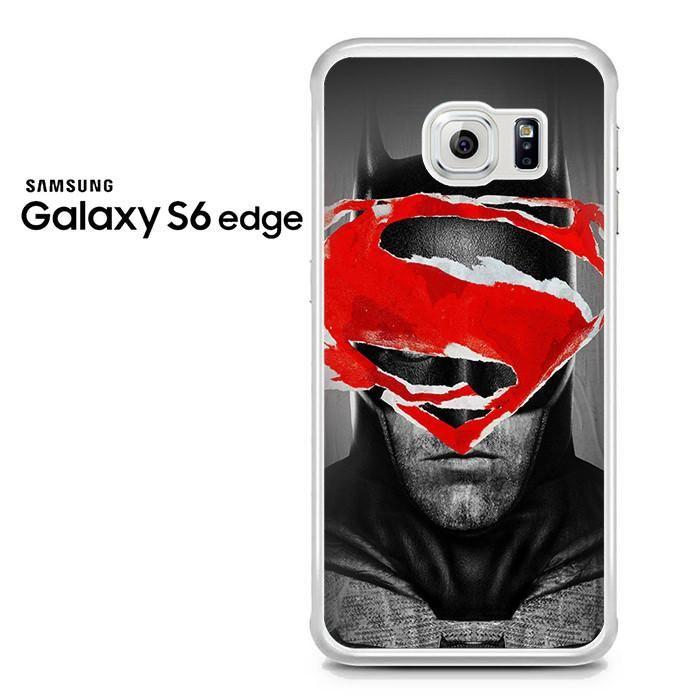 Batman V Superman Characters Samsung Galaxy S6 Edge Case