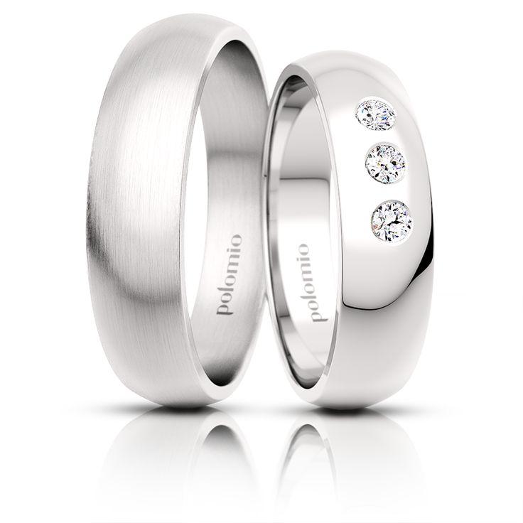 Snubní prsten Eila 5-02 Polomio Jewellery