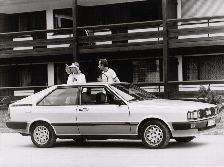 1981 Audi Coupe 5E