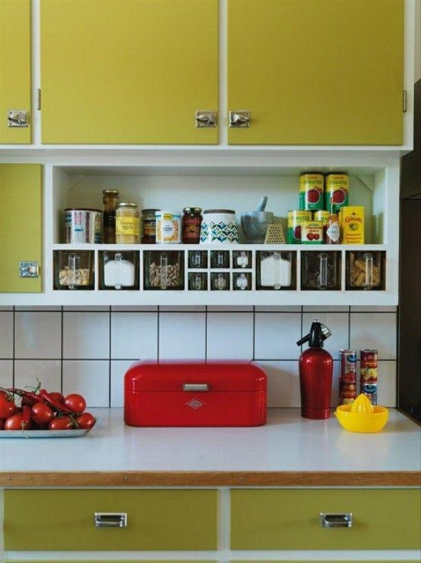 1000+ ideeën over Jaren 20 Keuken op Pinterest - Vintage ...