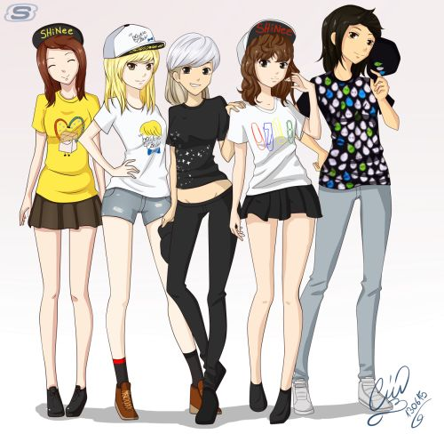 SHINee Girls