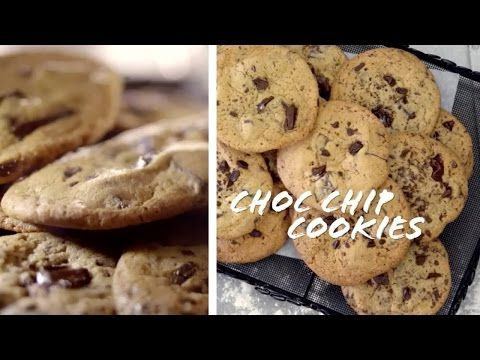 Basics To Brilliance Chewy Chocolate Chip Cookies | Donna Hay