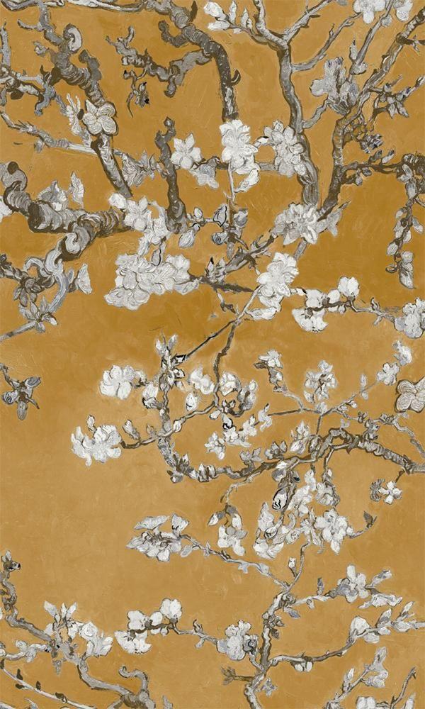 Van Gogh Almond Blossom Wallpaper 17146 Bakgrundsbilder