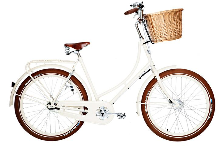 A bicycle for cruising'!