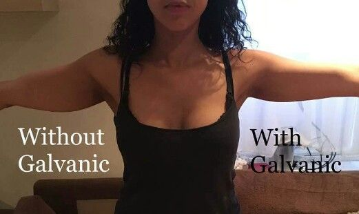 Amazing results using the galvanic body spa! Look at those results😮 email me or visit my website for more info kellyel-hage@outlook.com  www.simplyeffectivehealthandbeauty.nsproducts.com