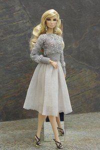 Одежда для кукол своими руками | World of Dolls