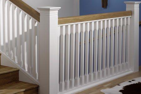 staket till trappa inomhus - Sök på Google | trappa | Pinterest