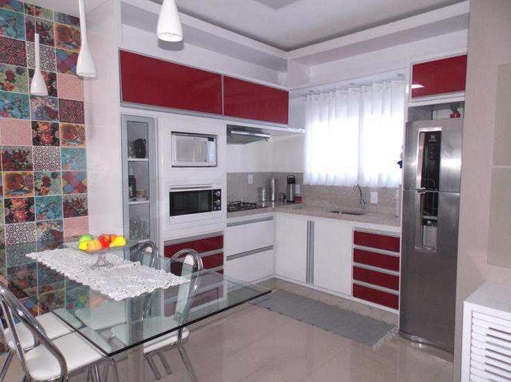 Linda cozinha Planejada