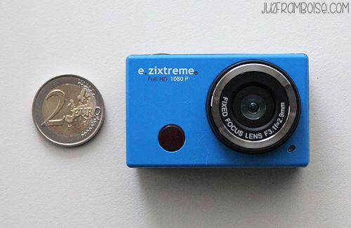 J'ai testé la caméra embarquée e.zixtreme de E.ZICOM | Ju2Framboise.com