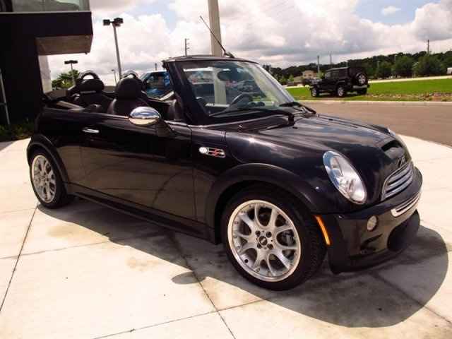 Astro Black Metallic MINI Cooper Convertible S http://www.iseecars.com/used_cars-t11658-used-mini-cooper-convertible-florida