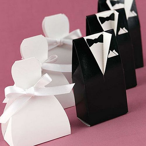 Wedding Favors Candy boxes>>>really cute