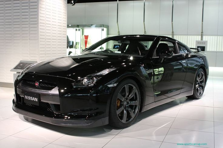 Nice Nissan Gtr Black Edition 0 60
