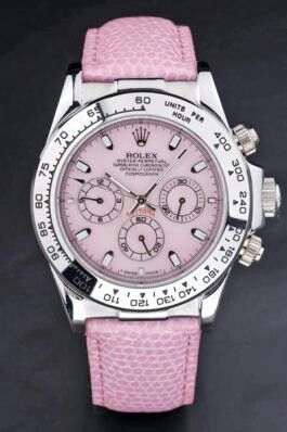 Rolex watch in pink +++For guide + advice on #lifestyle, visit http://www.thatdiary.com/