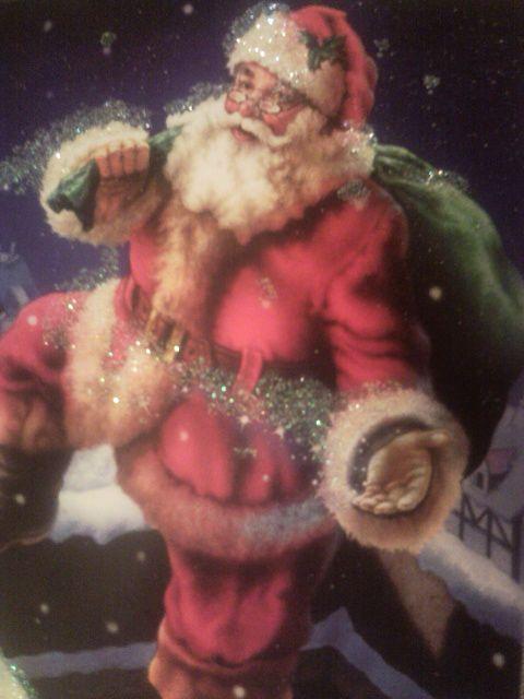 Old Time Santa                                                                                                                                                                                 Mais