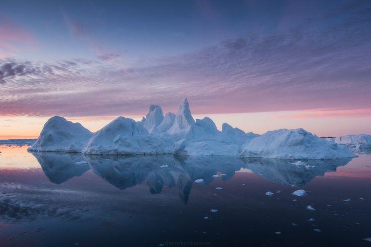 Photographer Daniel Kordan Reveals the Spectacular Beauty of Greenland