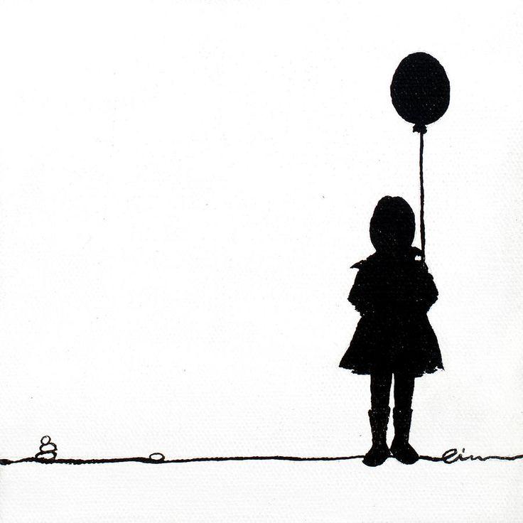 7 Best Girl Holding Balloons Images On Pinterest