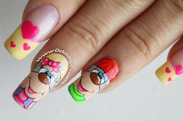 Decoración de uñas Pelanas2-2