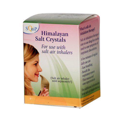 Squip Products Himalayan Salt Crystals – 3 Refills