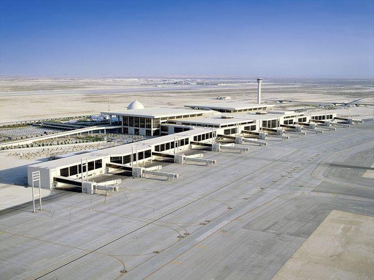 23. Dammam King Fahd International Airport, Saudi Arabia