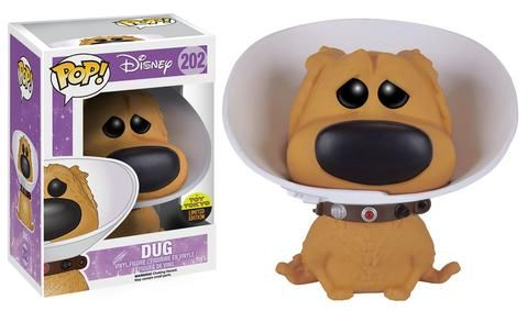 Pop! Disney: Up - Dug with Cone (Toy Tokyo LE) | Funko Pop!